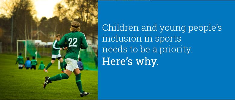 Children inclusion in sport