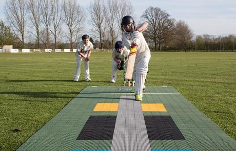 Flicx Pitch Batting Cricket