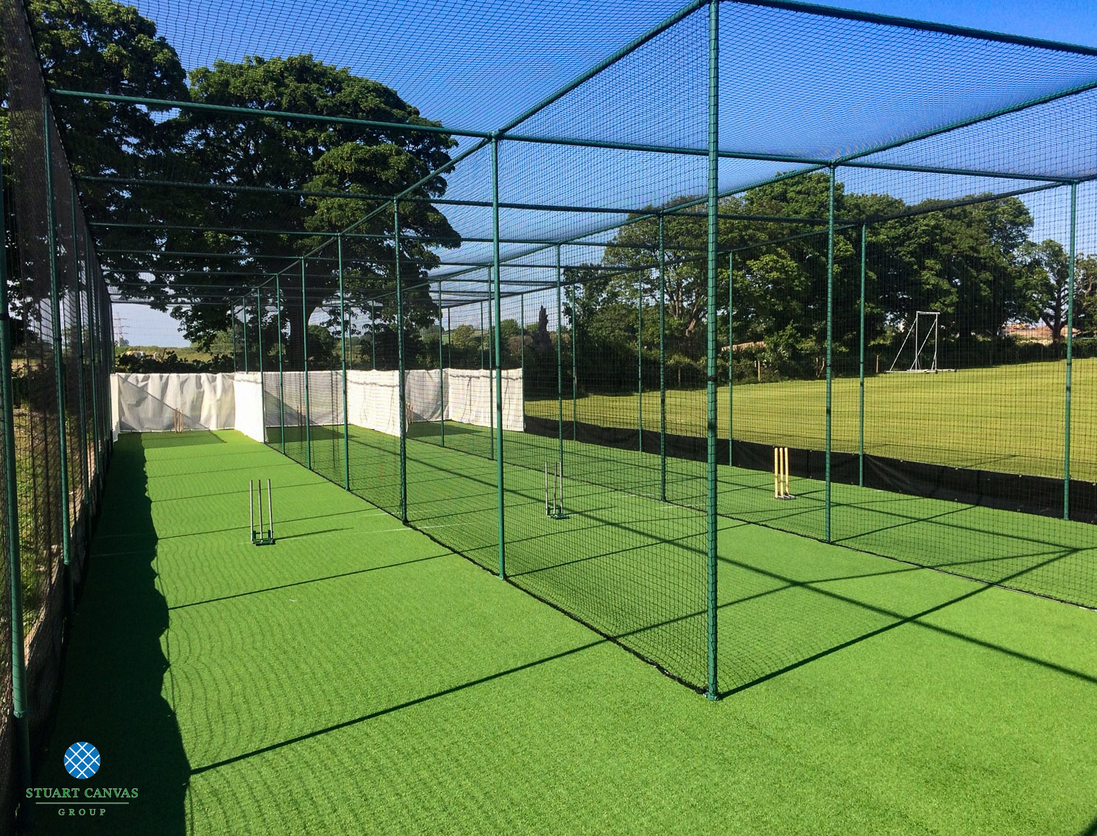 Non Turf Cricket by SCP