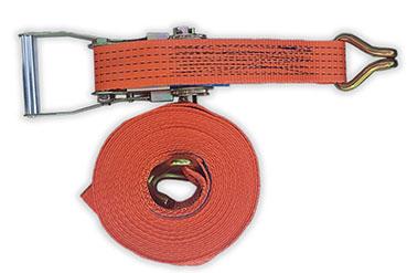 Orange Rachet Strap