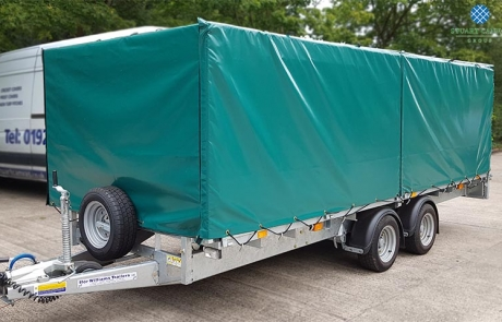 I for Williams Large Trailer
