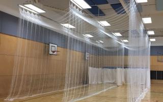 Indoor Cricket Netting at King Soloman Academy