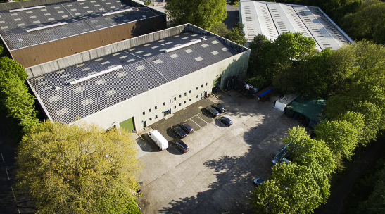 Stuart Canvas HQ Warrington