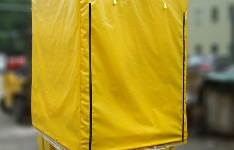 IBC Single Tote Cover