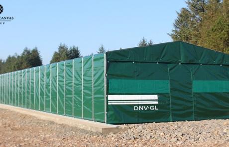 DNV_GL Tunnel by Struart Canvas