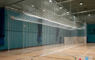 Indoor Cricket Nets by Stuart Canvas
