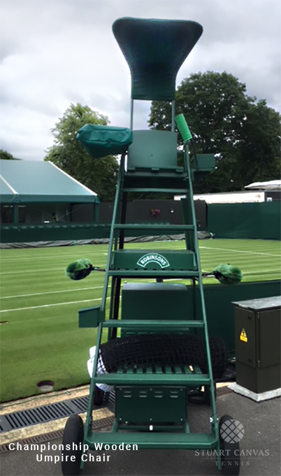 Championship Umpire Chair