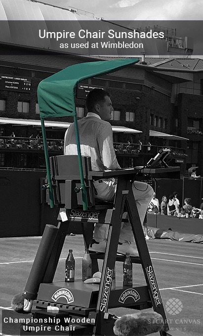 Wimbledon Umpire Chair