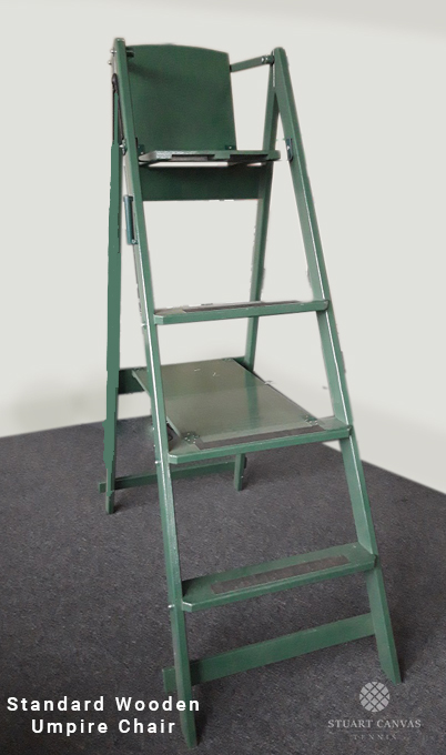 Wooden Umpire Chair