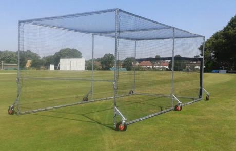 Stuart Canvas Cricket Mobile Nets
