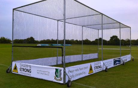 Stuart Canvas Cricket Cage