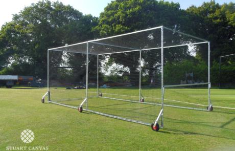 Stuart Canvas County Batting Cage