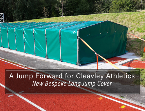 A Jump Forward for Cleavley Athletics