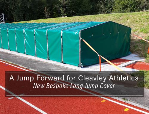A Jump Forward for Cleavley Athletics