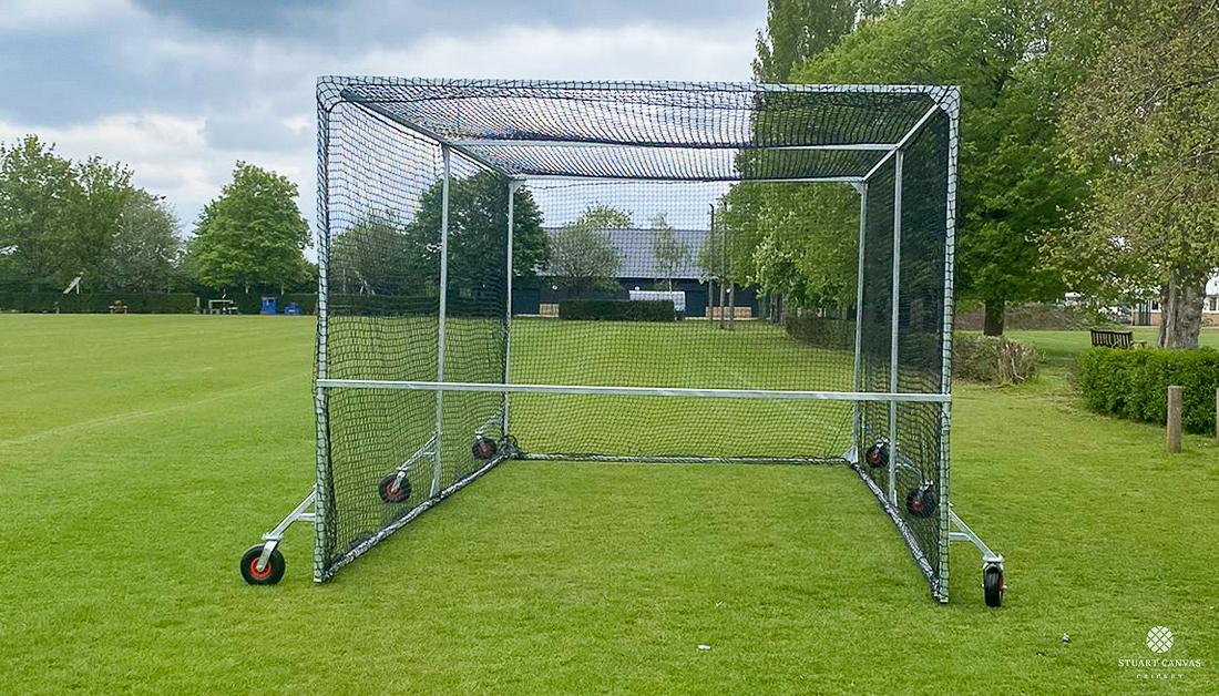 2021 Stuart Canvas Cricket Batting Cage